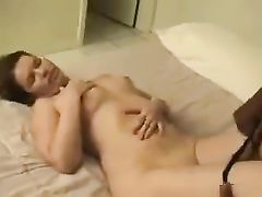 Blonde Wife Interracial Sex with Black Bull
