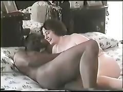 Shy Wife in Interracial Black Gang Bang Sex