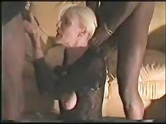 Wife Geting Gangbanged by Huge Black Cock Tubes