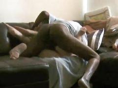 British Interracial Teen Sex Video Filmed in Home Porn Tape