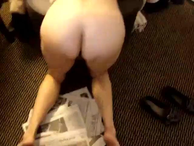 Wifes pussy full of black studs cum