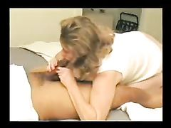 Wife Caught Sucking Black Dick