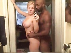 Busty Girlfriend Cuckold Sex Video With Black Partner
