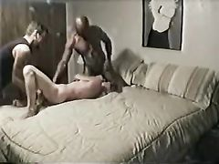 Amateur Wife First Time Hotel Threesome