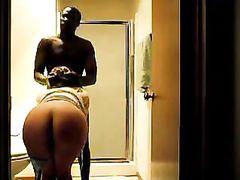 Submissive Interracial Cuckold Porno Video