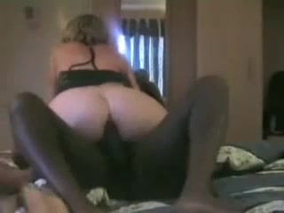 Husband and wife double dildo vid