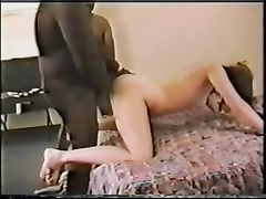 Doggystyle Banging Interracial Cuckold Porn Video