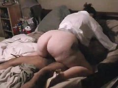 Married White Female Rides On Black Big Cock
