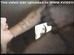 First Amateur Gang Bang Clip