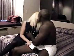 Husband Offer His Wife To Boss Interracial Sex Video