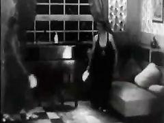 Black Stud White Women Vintage Sex Film
