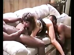 Wife Fucked Hard By Bbc Dudes In Interracial Vintage Sex Video