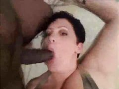 White Wives Cheating On Their Husbands In Hotel Rooms