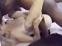 Watching My Wife Gets Fucked By A Black