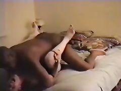 Wife Makes Husband Watch Black Man Cum Inside Her Pussy