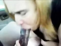 Sexy Slutty Mom With Big Black Cock In Her Mouth