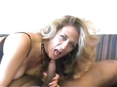 My Sexy Wife Laura Enjoys Sex with Big Black Stud