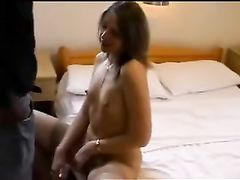 Friend Films His Buddys Girlfriend Fucking with Black Guy