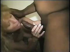 Hardcore Interracial Tube Video White Mom Fucked by BBC