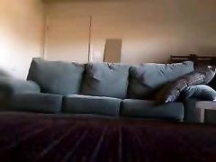Amateur Cuckold Porn Video White BBW Fucked on Couch by BBC