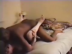 Married Wife Shared with BBC in the Presence of Cuckold Hubby