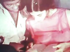 Retro Interracial Vintage Sex Video White Girl Fucked by Black