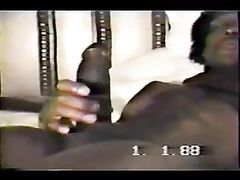 Vintage Interracial Tube Video Blonde Enjoys Sex with Black