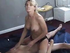 Neighbor Cuckold Porn Video Slut Wife Rides Friends Cock