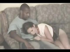 Passionate Interracial Cuckold Sex Between White Wife and Black