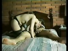 White Wife Sucks BBC in Sixty Nine Sex Position