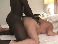 Watching My Wife Getting Fucked by a Black Man in Hotel