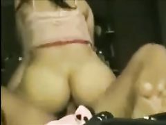 Sexy Cheating Wife Riding Cock of Work Colleague