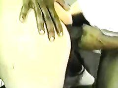 A Huge Black Dick Fucks White Girl