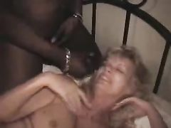 What a Lovely Interracial Couple Making Sex so Loud