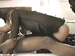 Real Hot Cuckold XXX Video with Blonde Wife Shared
