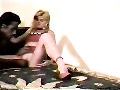 Creampie Sex Video White Woman and Black Man Fucking