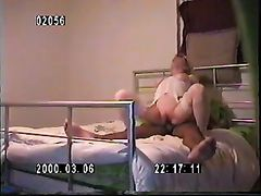Passionate Sex Between White Wife and Black Lover