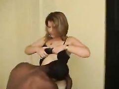 Full Hardcore Fuck Slut White Pussy with BBC Lover