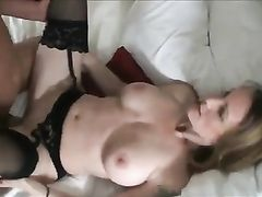 Husband Gets Pleasure Seeing Wife with Young Stud Making Sex