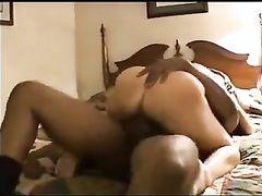 Hot Mature Wife Enjoys Rough Fucking with Black Man